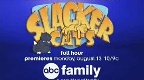 Slacker Cats: Season 1