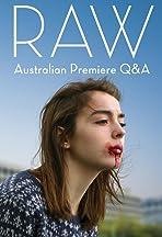 Raw: Australian Premiere Q&A