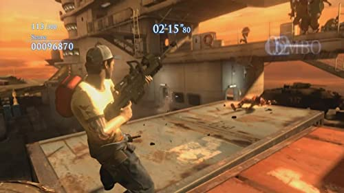 Resident Evil 6: Left 4 Dead 2 Gameplay