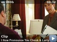 I Now Pronounce You Chuck & Larry (2007) - IMDb