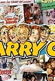 What a Carry On Poster