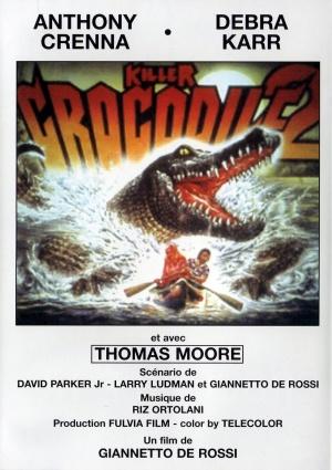 Killer Crocodile 2 (1990) - IMDb