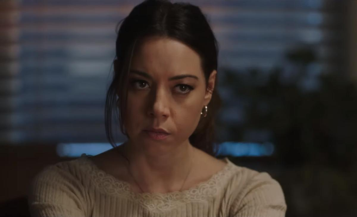 Aubrey Plaza in Child's Play (2019)