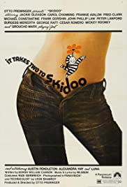 Skidoo Poster