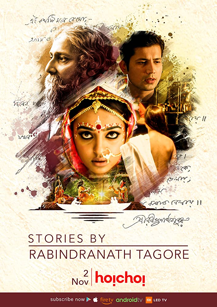 Stories by Rabindranath Tagore S01 2015 Web Series Hindi NF WebRip All Episodes 400mb 720p 1.5GB 1080p