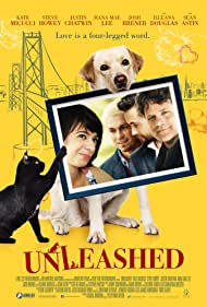 Sean Astin, Justin Chatwin, Steve Howey, Kate Micucci, and Hana Mae Lee in Unleashed (2016)