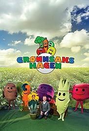 Grønnsakshagen Poster