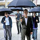 Ka Tung Lam, Wing-Cheong Law, Simon Yam, and Moon-Yuen Cheung in Man jeuk (2008)