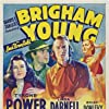 Tyrone Power, Mary Astor, Linda Darnell, and Dean Jagger in Brigham Young (1940)