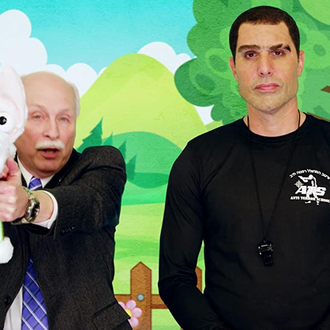 Sacha Baron Cohen in Who Is America? (2018)