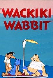 Wackiki Wabbit Poster