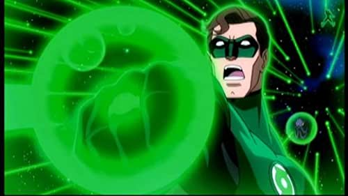 Trailer for Green Lantern: Emerald Knights