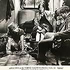 Paul Hurst, Eily Malyon, and Anna Sten in Nana (1934)