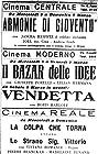 Il Bazar delle idee (1940) Poster