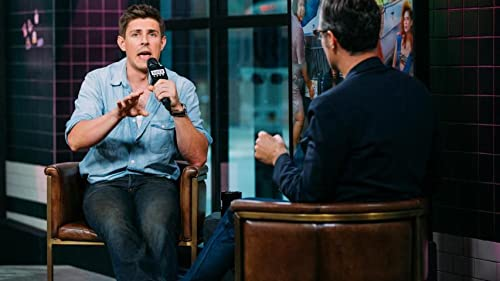 BUILD: Chris Lowell Loves the Refreshing Take on GLOW's Gender Roles