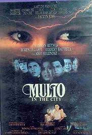 Multo in the City Poster