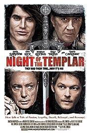 Night of the Templar Poster