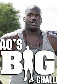 Shaq's Big Challenge Poster