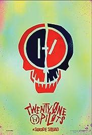 Twenty One Pilots: Heathens Poster