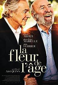 Pierre Arditi and Jean-Pierre Marielle in La fleur de l'âge (2012)
