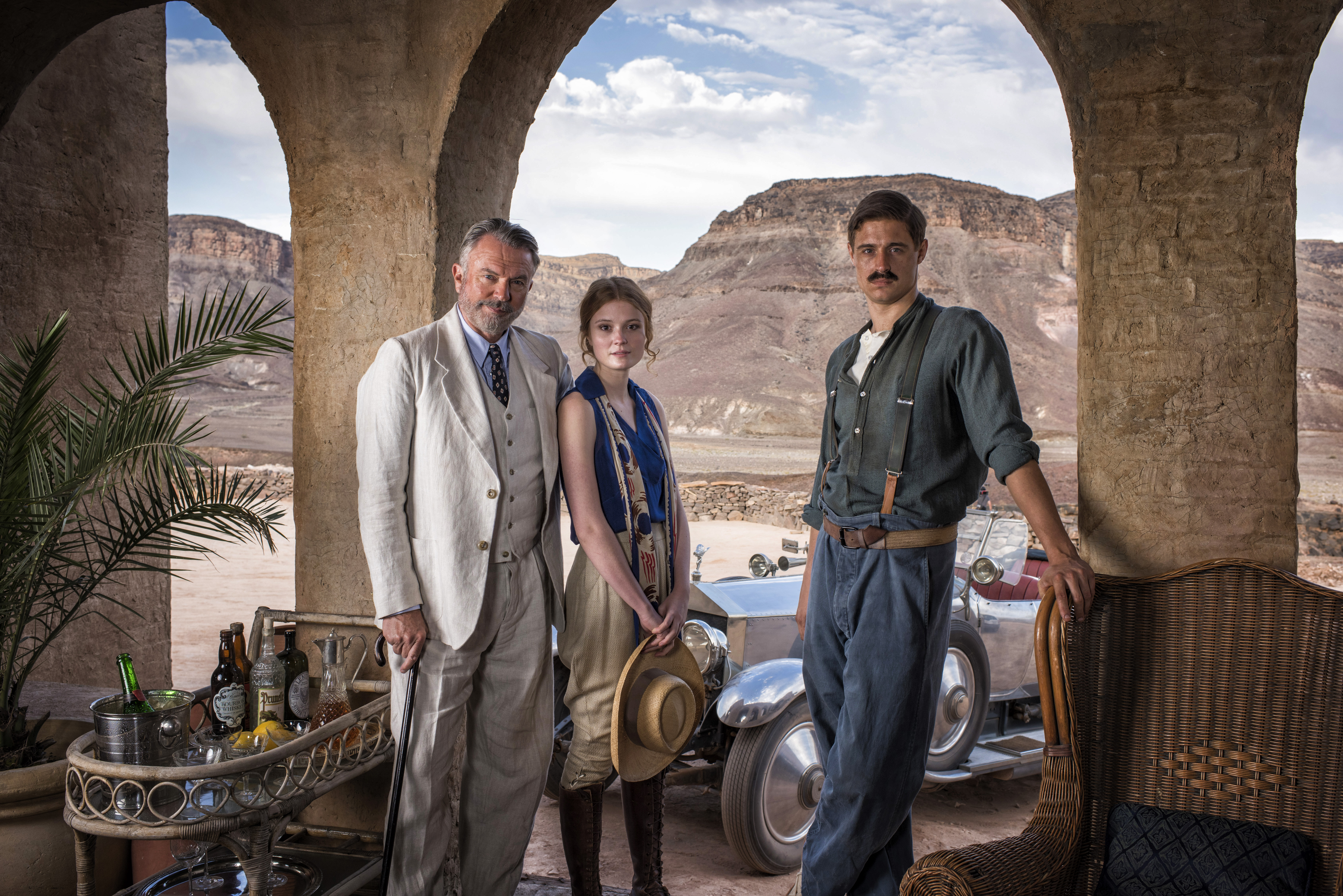 ITV- Tutankhamun