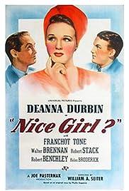 Nice Girl? Poster