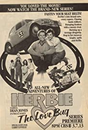 Herbie, the Love Bug Poster - TV Show Forum, Cast, Reviews