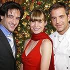 Nadeshda Brennicke, Florian Fitz, and Gunther Gillian in Der Weihnachtshund (2004)