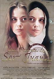 Las pasiones de sor Juana Poster