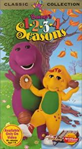 Rent movies Barney's 1-2-3-4 Seasons [1280p]