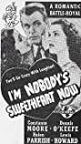 I'm Nobody's Sweetheart Now (1940) Poster