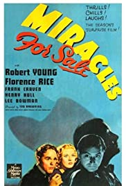 Miracles for Sale Poster