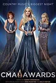 53rd Annual CMA Awards Poster