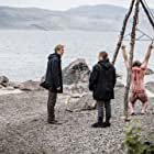 Göran Forsmark, Gustaf Hammarsten, and Charlotte Lindmark in Midnight Sun (2016)