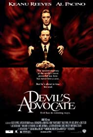 Al Pacino and Keanu Reeves in The Devil's Advocate (1997)