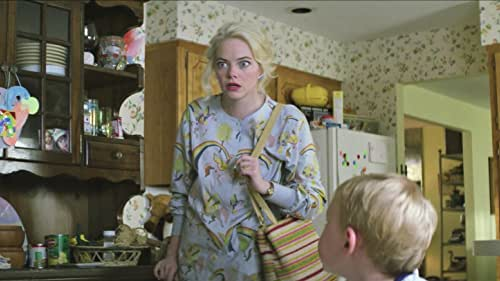 """""""Maniac"""" hits Netflix on Sept. 21, 2018. Plot: Two strangers (Jonah Hill and Emma Stone) are drawn to a mysterious pharmaceutical trial that will, they're assured, with no complications or side-effects whatsoever, solve all of their problems, permanently. Things do not go as planned."""