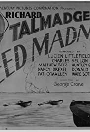 Speed Madness Poster