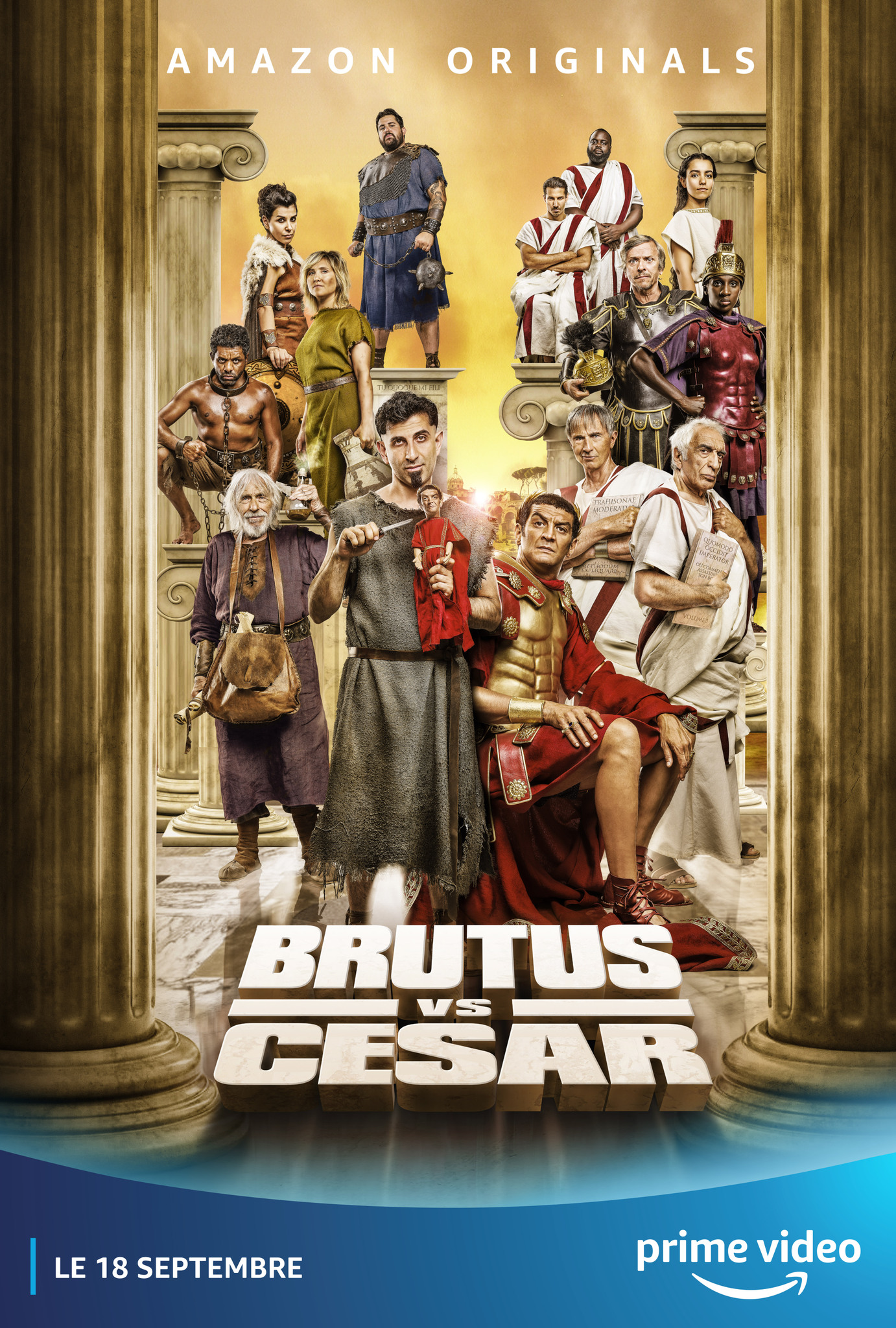 Brutus vs César hd on soap2day