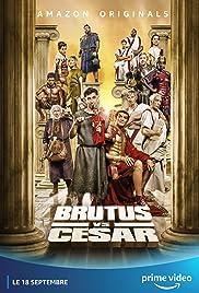 Brutus vs César Poster