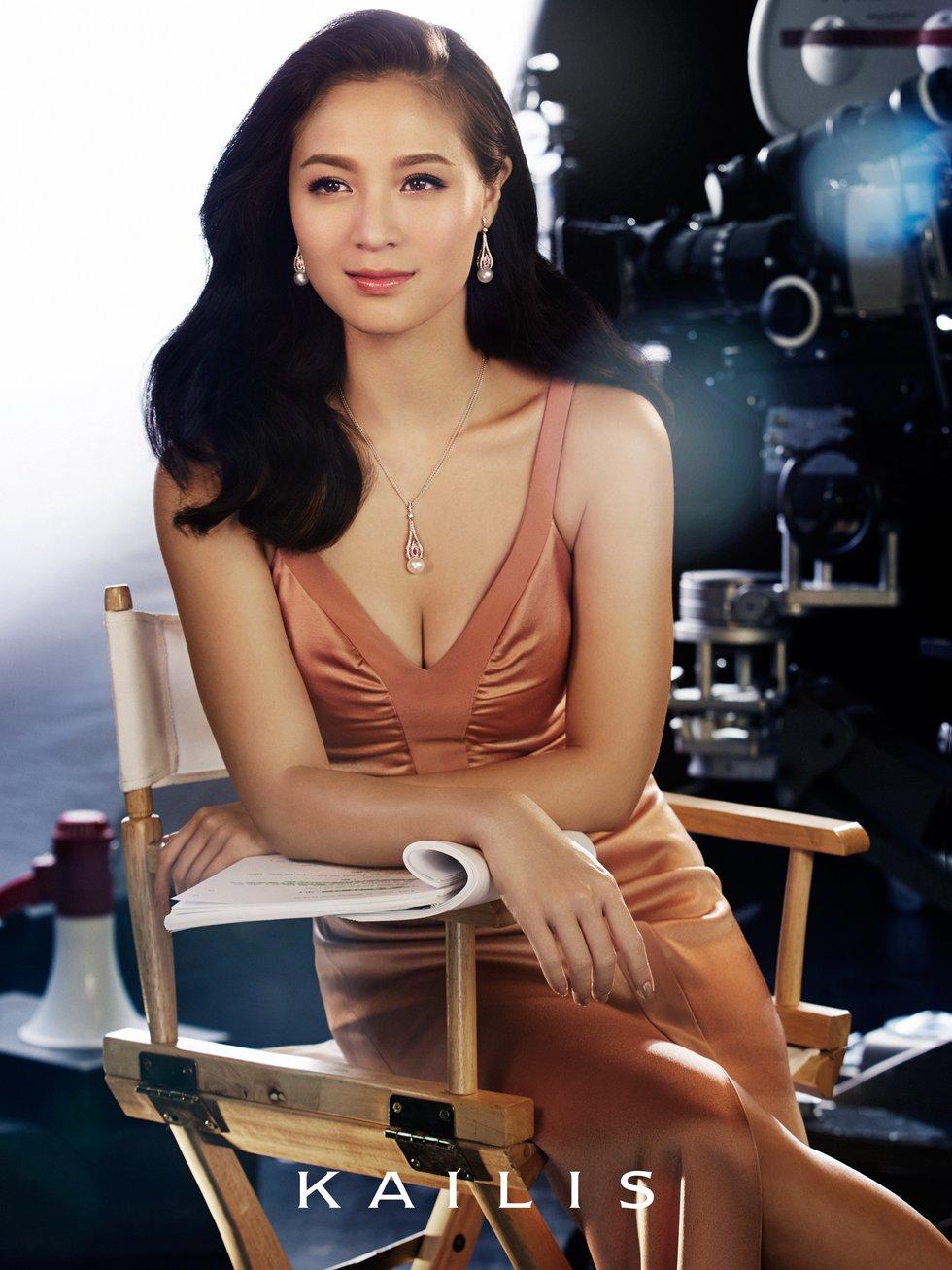 Kailis Pearls campaign image