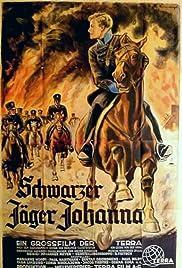Black Fighter Johanna Poster