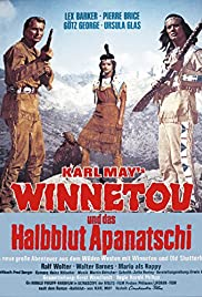Winnetou and the Crossbreed(1966) Poster - Movie Forum, Cast, Reviews