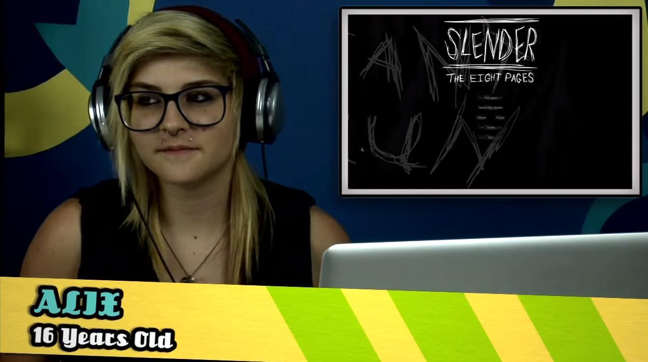 Teens React to Slender Man (2012)