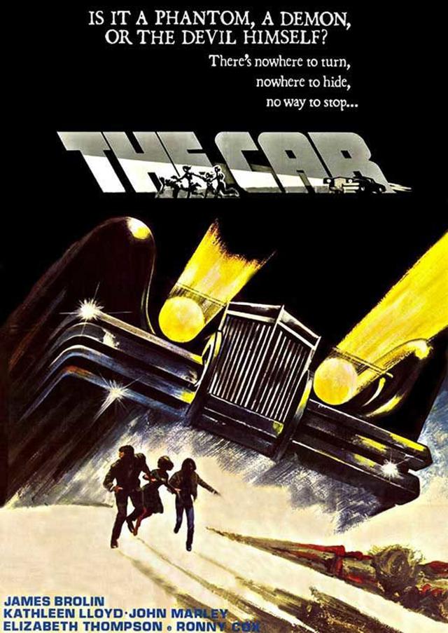 The Car 1977 Imdb