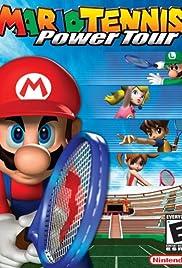Mario Tennis: Power Tour Poster