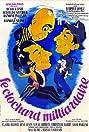 Le clochard milliardaire (1951) Poster
