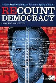 Recount Democracy Poster