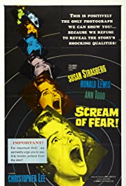 Scream of Fear (1961) Poster - Movie Forum, Cast, Reviews