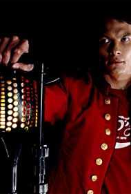 Harry Holmes in Cyborgs Universe (2020)