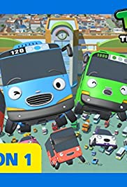 Tayo, the Little Bus Poster